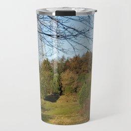 Autumn in the Arboretum Travel Mug