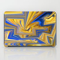 alchemy iPad Cases featuring Attempted Alchemy by David  Gough