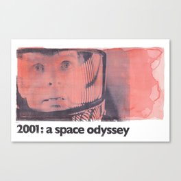 2001: a space odyssey Canvas Print