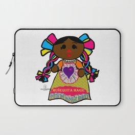 Muñequita Magic Laptop Sleeve
