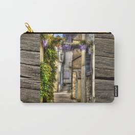 French Village Pouilly-sur-Loire in Spring, France Carry-All Pouch