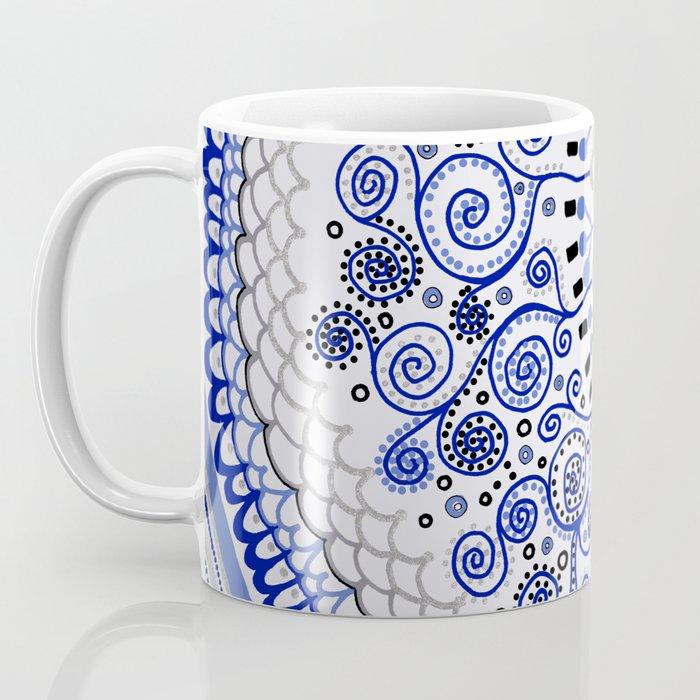 An Answer to the BLues Coffee Mug