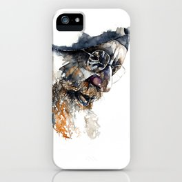 FACE#4 iPhone Case