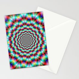 Spider's on Acid Stationery Cards