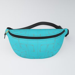 What is this map ? Fanny Pack