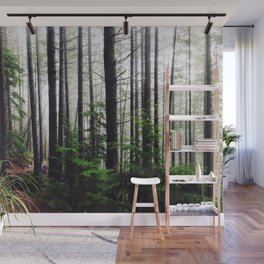 Sound of the Trees Wall Mural