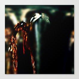 Pomegranate Tears V Canvas Print