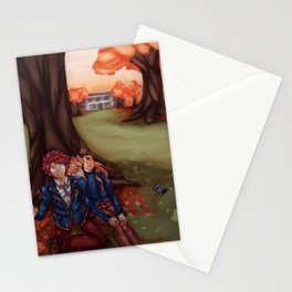 Nalu: Autumn Stationery Cards