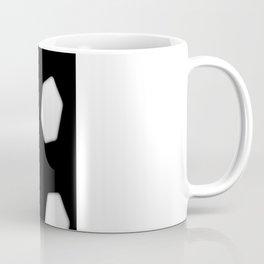 hexagon. Coffee Mug