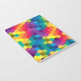 Hexagonized Notebook