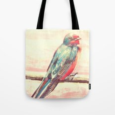 Carry Your Heart Tote Bag