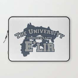 The University: E'lir Laptop Sleeve