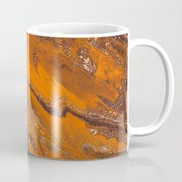 Amber Fire Coffee Mug