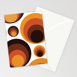 Back To The 70's Stationery Cards