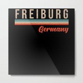 Freiburg Metal Print