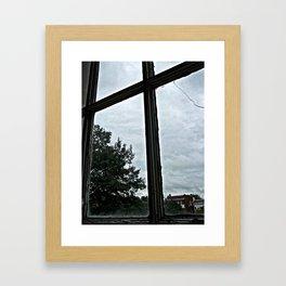 pain 1 Framed Art Print