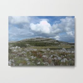Mullaghmore II Metal Print