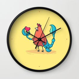 Scorpio (Zodiac set) Wall Clock