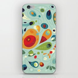Wobbly Spring iPhone Skin