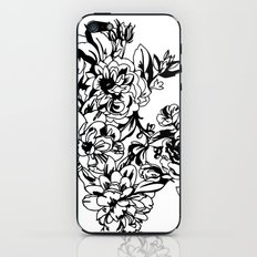 Cabbage Roses iPhone & iPod Skin