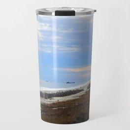 The Point At Oak Island Travel Mug