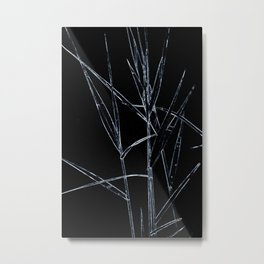 Water Reed Digital art  Metal Print