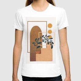Modern Abstract Art 50 T-shirt