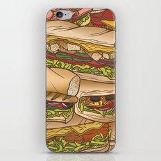 Subs iPhone & iPod Skin