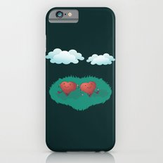 Hearts in the Clouds iPhone 6s Slim Case