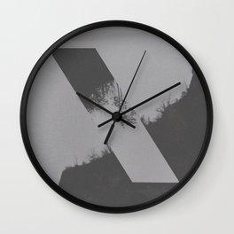 XI Wall Clock