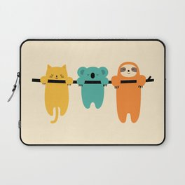 Hang In There Laptop Sleeve