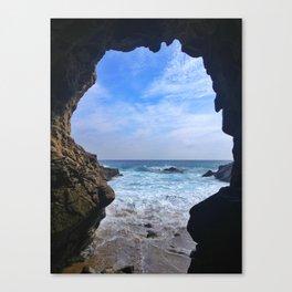 Leo Carrillo Beach Canvas Print