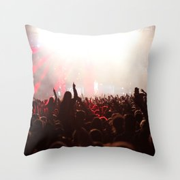 Festival season Throw Pillow