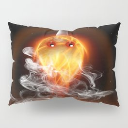 Feuerfisch - fire fish Pillow Sham