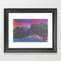 MVJORS Framed Art Print