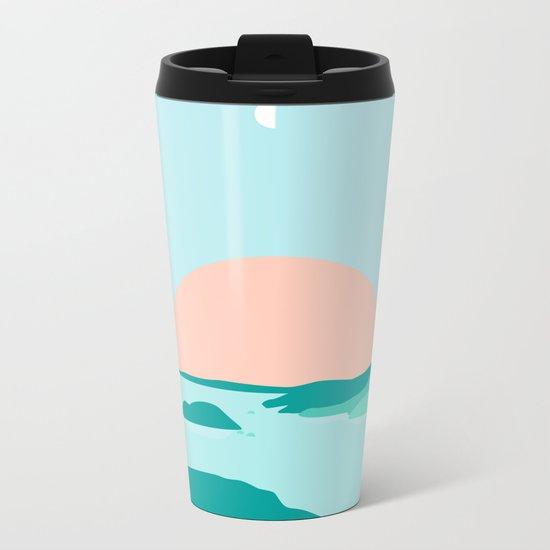 Coliumo Metal Travel Mug