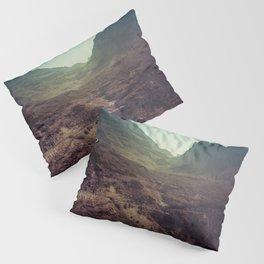 Adventure Mountain Pillow Sham