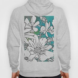 Flower Meadow Hoody