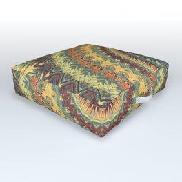 Mandala 277 Outdoor Floor Cushion