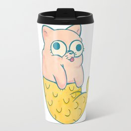 Meowmaid Travel Mug