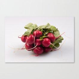Vibrant Vegetable 2 Canvas Print