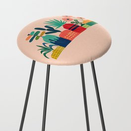Plant mania Counter Stool