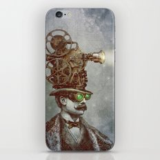 The Projectionist (colour option) iPhone Skin