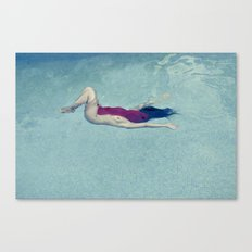 underwater Canvas Print