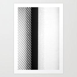 Abstract poka dots-2  Art Print
