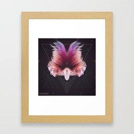 Magenta Framed Art Print