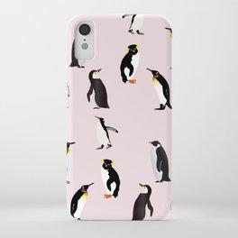 Penguin Pattern9 iPhone Case