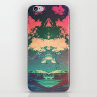 atlas iPhone & iPod Skins featuring Atlas by Polishpattern