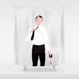 Puppet Shower Curtain