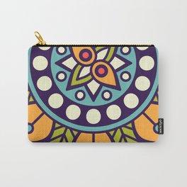 Sacred Mandala Carry-All Pouch